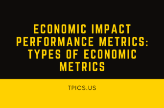 Economic Impact Performance Metrics_ TYPES OF ECONOMIC METRICS