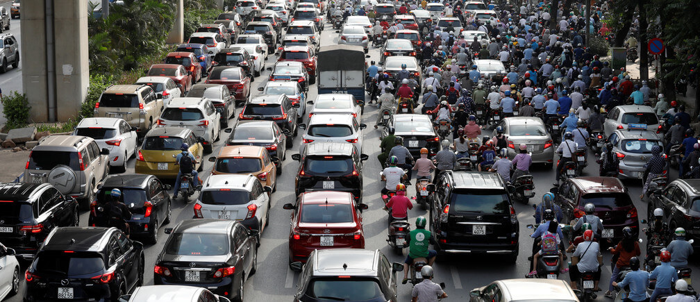 Mobility and Traffic