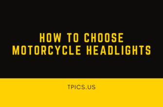 How to Choose Motorcycle Headlights